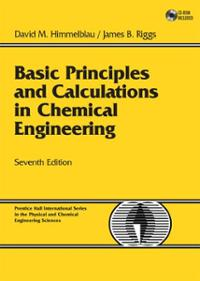 Chemical Engineering Calculations