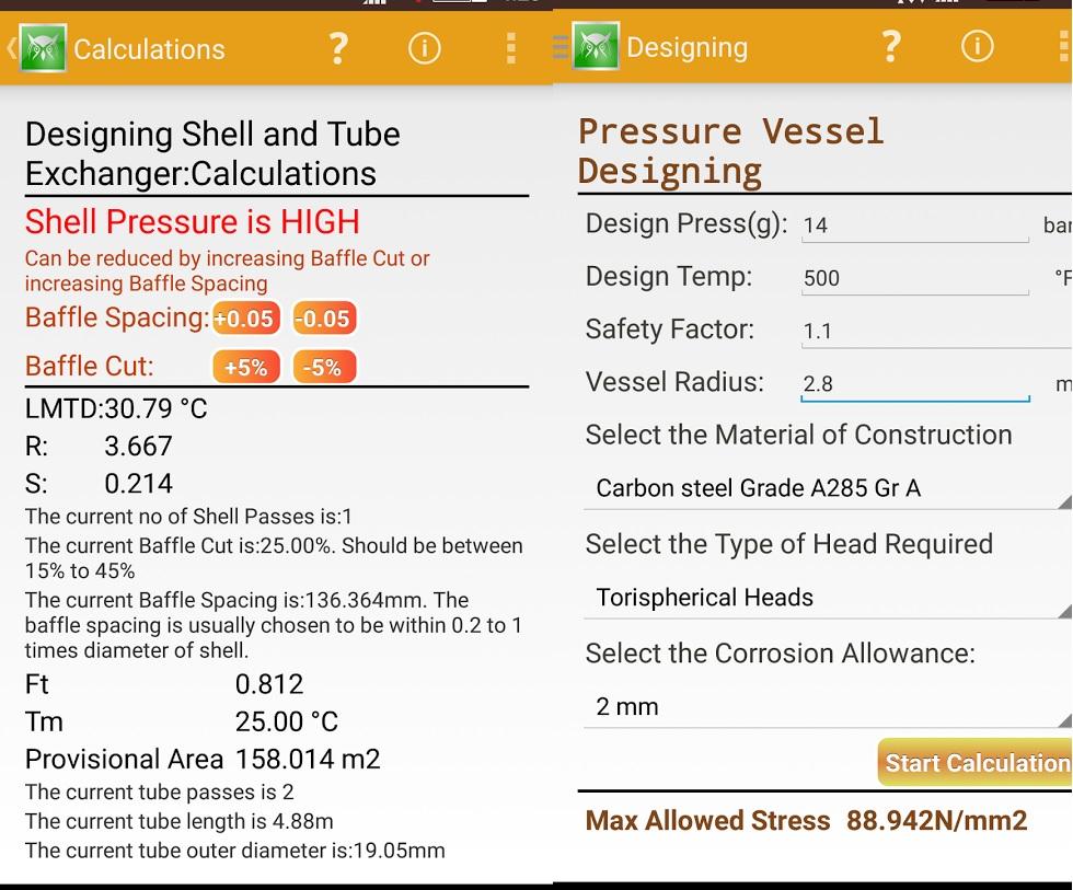 Process Design App