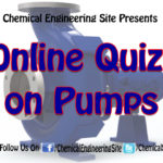 Test Your knowledge on Pumps – Online Quiz