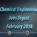 Chemical Engineering Jobs Digest February 2018