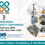 International Process Safety Conference (INPSC) – 25-26 February 2019 – India