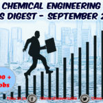 Chemical Engineering Jobs Digest September 2018
